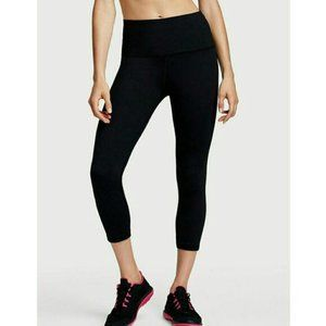 Victoria's Secret Knockout Crop Leggings Sz Small